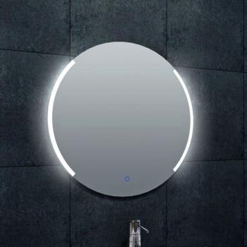 Verwarmde spiegel- met verwarming