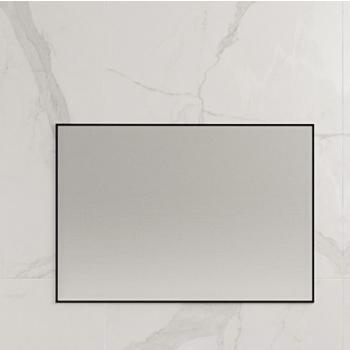 Badkamerspiegel zonder verlichting