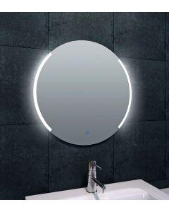 Reza dimbare LED condensvrije spiegel 600x600