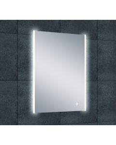 Puck duo-LED dimbare condensvrije spiegel 700x500