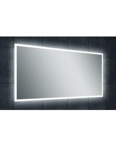 Quinn quatro-LED dimbare condensvrije spiegel 800x600