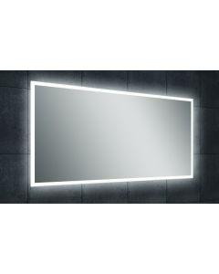 Quinn quatro-LED dimbare condensvrije spiegel 1000x600