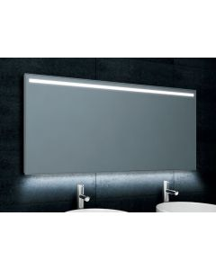 Aaf dimbare LED condensvrije spiegel 600x800