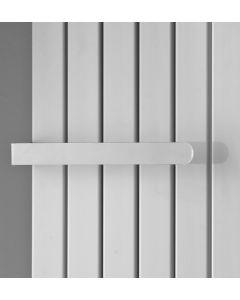 Malu radiator handdoekrek 40cm wit