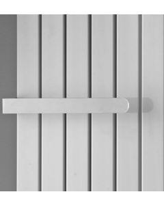 Malu dubbel radiator handdoekrek 40cm wit