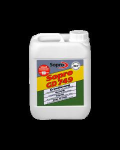 Voorstrijkmiddel Sopro GD 749 5kg/5liter