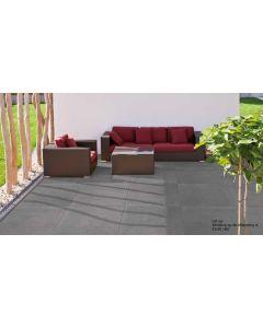 Terrastegel Stone Gris 60x60x1,8 rett
