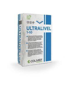 Egaline Colmef Ultralivel 1-10 mm 25 kg
