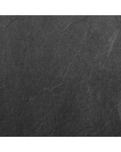 Keramische terrastegels Durban Slate Black Berry 60x60x2 cm gerectificeerd