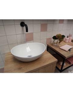 Waskom Opbouw Lorens Ovaal 40x33x14.5cm