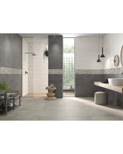 Vloertegel Betonlook Titanio Gris 60x60