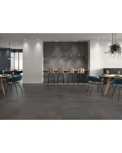 Vloertegel Betonlook Titanio Grafito 30x60