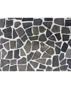 Mozaiek Riverstones grey
