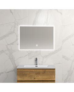 Noah condensvrije spiegel 800x600 met LED