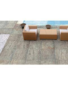 Terrastegel Unika 60x60x2 rett