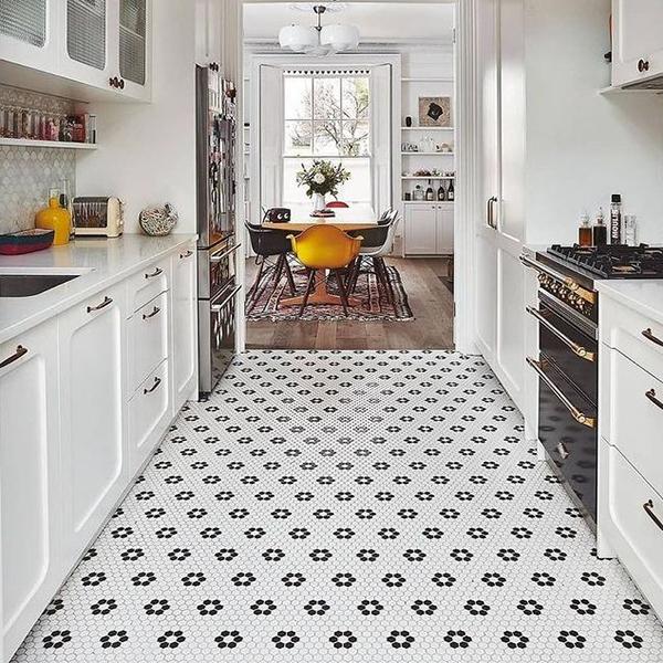 Keukenvloertegels; waar te beginnen?